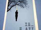 Hangman Silk-screened Poster  (Temporarily Unavailable) photo