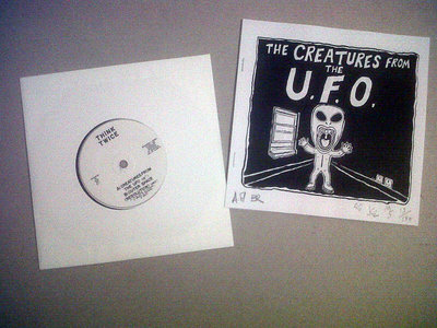 Creatures From the UFO 45rpm/book limited edition main photo