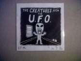 Creatures From the UFO 45rpm/book limited edition photo