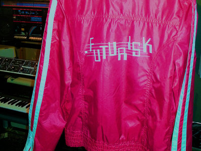 1982 FUTURISK Logo RED Jacket main photo
