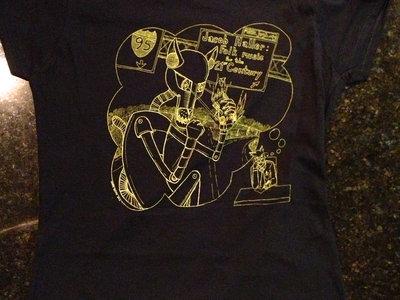 Killer Robot t-shirt (black) main photo