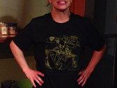Killer Robot t-shirt (black) photo