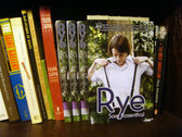 Rye - an erotic novel (paperback book) photo