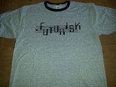FUTURISK - 1981 Classic Logo TEE - FREE Shipping photo