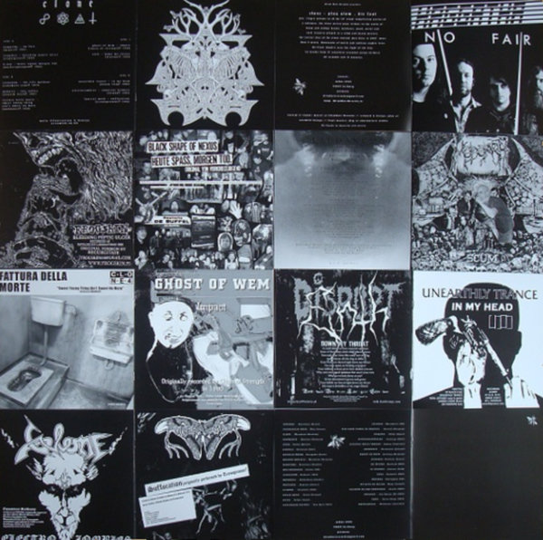 Clone Iv Compilation 2xlp Ghost Of Wem