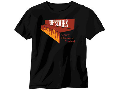 Upstairs T-Shirt main photo
