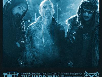 The Hard Way #2 Vinyl+Sticker main photo
