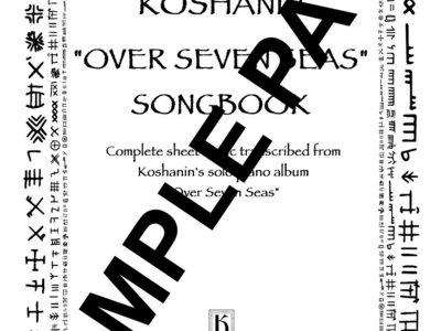 """Over Seven Seas"" SONGBOOK main photo"