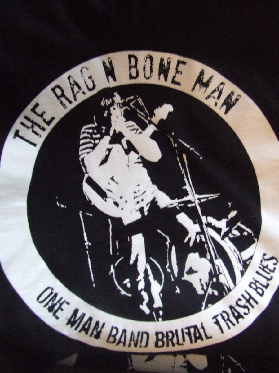 f4e0acc99d Thee Rag N Bone Man t-shirt (sold out) | petrol bomb records
