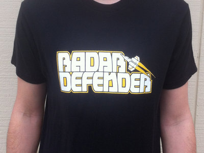 "Radar Defender ""arcade"" logo Tee main photo"