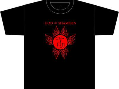 Black GOS T-Shirt main photo