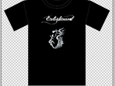enlightened EP T-shirt main photo