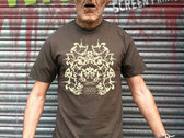 TNBD Rorschach T-Shirt photo