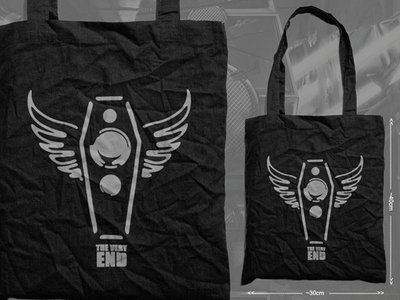 Coffin Tote Bag main photo