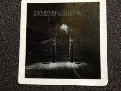 Backdoor Lightshow Sticker! main photo