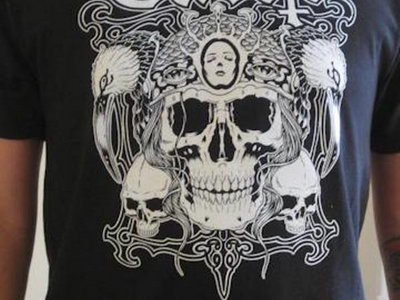 "Castle Forbes ""Skull"" T-shirt main photo"