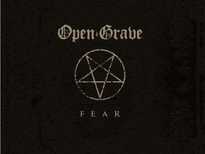 Open Grave - Fear CD main photo