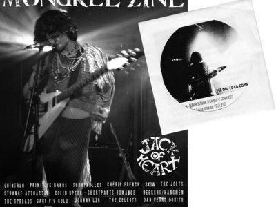 MONGREL ZINE #10 + VOL. 10 CD COMP main photo