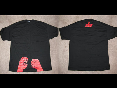 Red Arms T-shirt main photo
