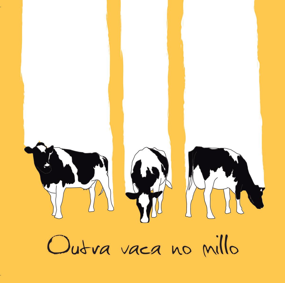 Resultado de imaxes para Outra vaca no millo