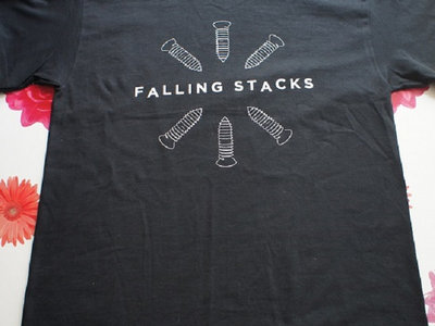Falling Stacks t-shirt main photo