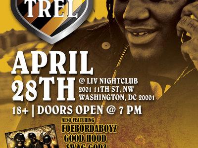 Tickets to Best of DC Rap ft FAT TREL at LIV Nightclub (April 28th) main photo