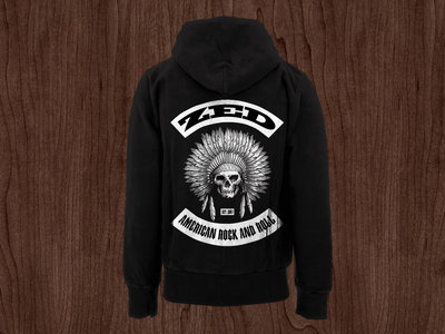 ZED - American Rock And Roll Hoodie main photo