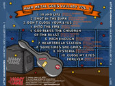 Little Headbangers CD + Digital Copy + Def Leppard Onesie - Bundle photo