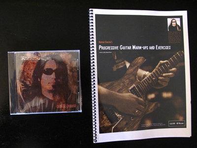 Earth Tones CD & Progressive Guitar Warm-ups and Exercises Book main photo