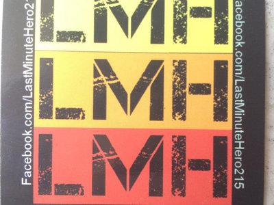 LMH Stickers main photo
