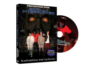 Gorilla, Interrupted DVD main photo