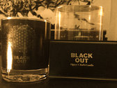 """100-limited item """"Blackout"""" Ogiyy × feel's candle photo"""