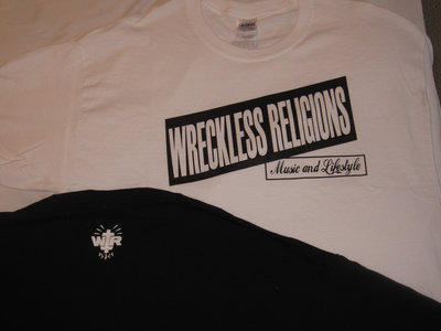 Wreckless Religions Logo T-Shirts! main photo