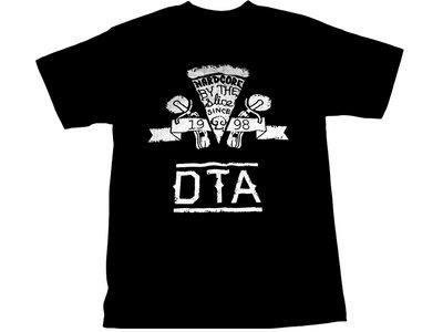 DTA - Hardcore by the Slice - T-Shirt main photo