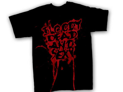 "BLOODY DEAD AND SEXY ""Inverted Logo""-Shirt main photo"