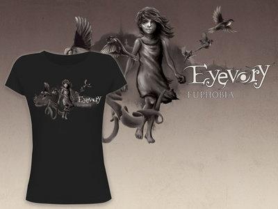 """Euphobia"" Ladies Shirt | Black SPECIAL main photo"