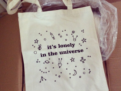 lonely in the universe bag main photo