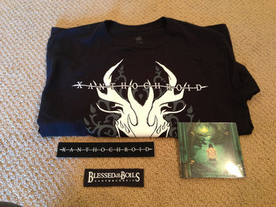Xanthochroid's Süper Merch Package main photo