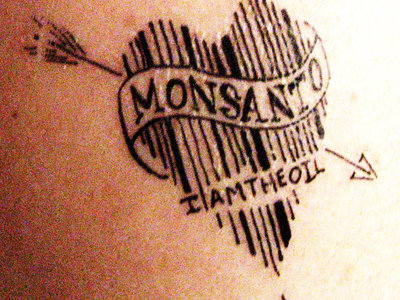 monsanto tattoos main photo