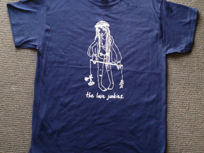 """The Love Junkies "" T-Shirt main photo"
