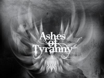 Ashes of Tyranny Logo Tee main photo