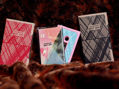 Spongemagnet - BEST OFF _ Cassette edition main photo