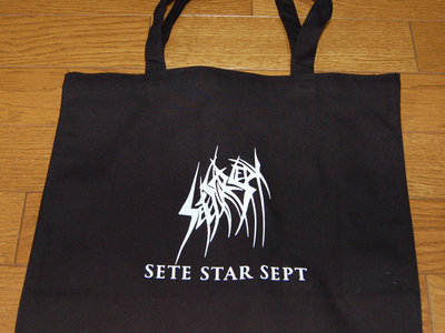 SETE STAR SEPT Tote Bag with logo main photo
