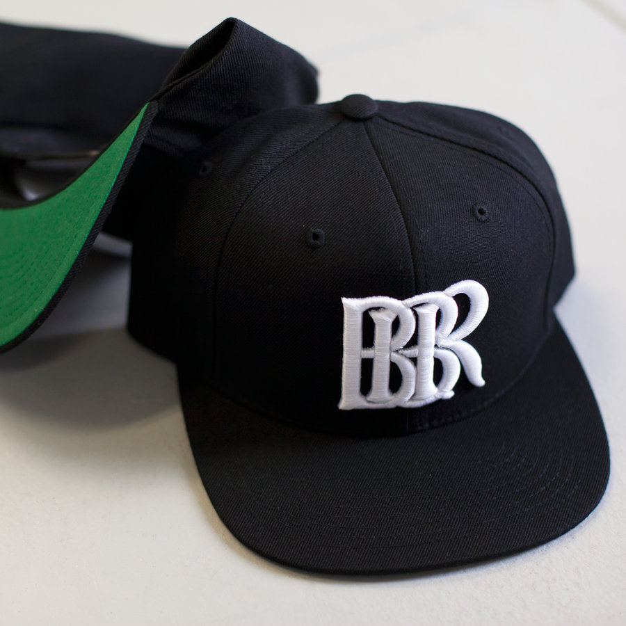 c11266cf062 BBR Snapback. from Blunt Boogie Records