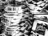 TEAM BILLY Silicone Bracelet photo