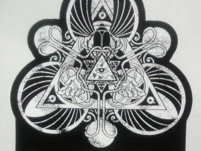 The Eye of Providence (die-cut sticker) main photo