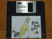SETE STAR SEPT Floppy x 3 set photo
