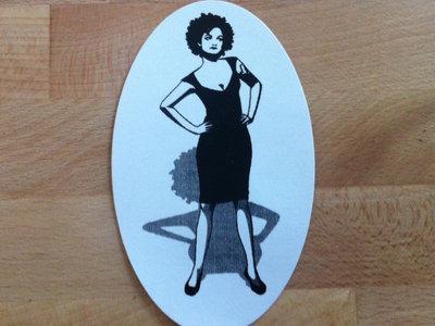 Cartoon Carsie Sticker main photo