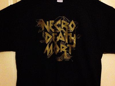 NECRO DEATHMORT 'LOGO' t-shirt main photo