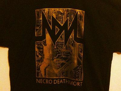 NECRO DEATHMORT 'CIRCUIT' t-shirt main photo